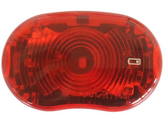 Thule Delight Éclairage arrière pour remorques de bicyclette, red